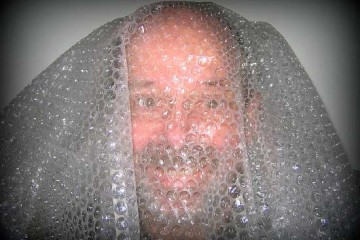 fun with bubble wrap