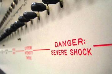 Stanley Milgram experiment electric shock